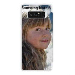Etui personnalisable SAMSUNG GALAXY NOTE 8