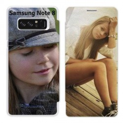 Etui RECTO VERSO personnalisable Samsung Galaxy Note 8