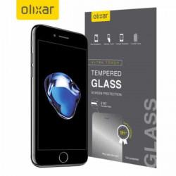Film en verre trempé pour iPhone 7+