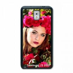 Coques souples PERSONNALISEES en Gel silicone pour Samsung Galaxy J3 2017