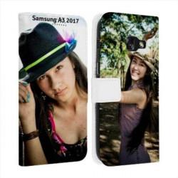 Etui personnalisable recto verso pour Samsung galaxy A3 2017
