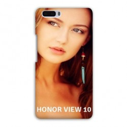 Coques souples PERSONNALISEES en Gel silicone pour Huawei Honor View 10 (V10)