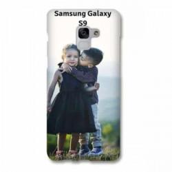 Coque souple PERSONNALISEE en Gel silicone pour Samsung galaxy S9