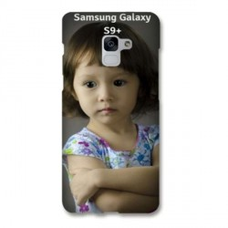Coque souple PERSONNALISEE en Gel silicone pour Samsung galaxy S9 PLUS