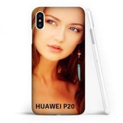 Coque personnalisable HUAWEI P20