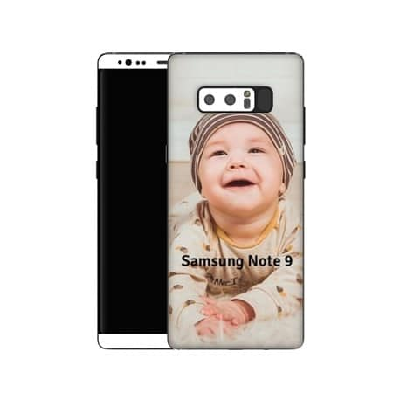 Coque personnalisable Samsung Galaxy Note 9