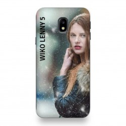 Coque personnalisable Wiko Lenny 5