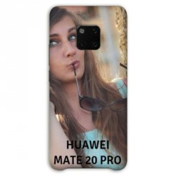 Coque souple PERSONNALISEE en Gel silicone pour Huawei Mate 20 PRO
