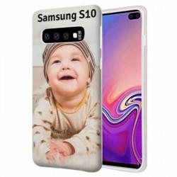 Coque souple PERSONNALISEE en Gel silicone pour Samsung galaxy S10