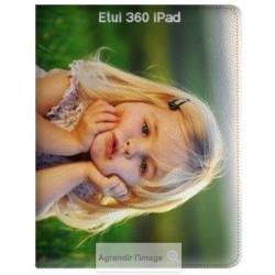 """Etui 360 personnalisable Ipad 9.7"""""""