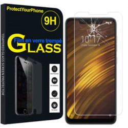 Protection en verre trempé XIAOMI POCOPHONE F1