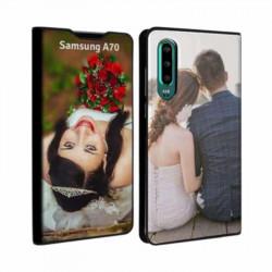 Etui personnalisable recto verso pour Samsung Galaxy A70