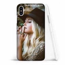 Coque rigide personnalisable Samsung Galaxy M10