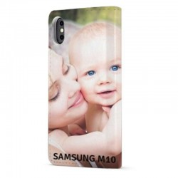 Etui personnalisable pour Samsung Galaxy M10