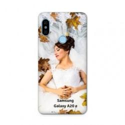 Coque personnalisable rigide Samsung Galaxy A20 e