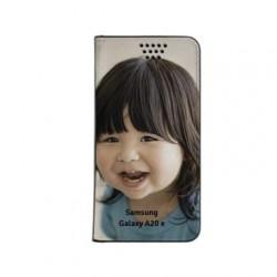 Etui personnalisable pour Samsung Galaxy A20 e