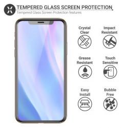 Film en verre trempé pour iPhone 11 Pro Max