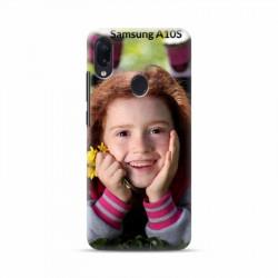 Coque personnalisable souple en gel Samsung Galaxy A10