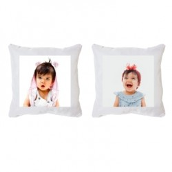 Coussin personnalise recto verso