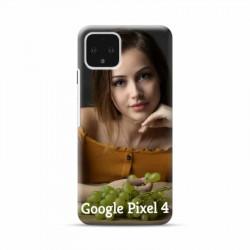 Coque personnalisable souple en gel Google Pixel 4
