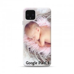 Coque personnalisable rigide Google Pixel 4
