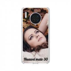 Coque personnalisable souple en gel Huawei Mate 30