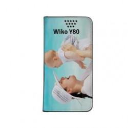 Etui personnalisable pour Wiko Y80