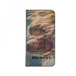 Etui personnalisable pour Wiko Harry 2