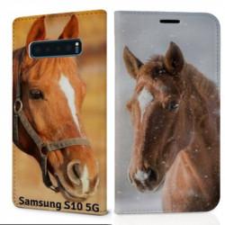 Etui personnalisable recto verso pour Samsung Galaxy S10 5g
