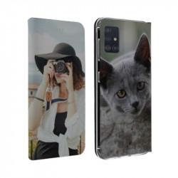 Etui personnalisable recto verso pour Samsung Galaxy A51
