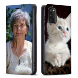 Etui personnalisable recto verso pour Samsung Galaxy S20