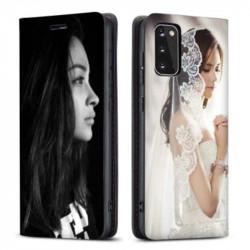 Etui personnalisable recto verso pour Samsung Galaxy S20 plus