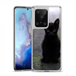 Coque personnalisable souple en gel Samsung Galaxy S20 ultra