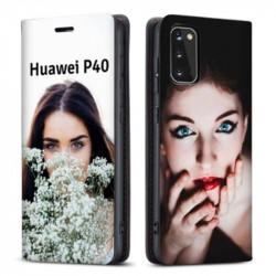 Etui personnalisable recto verso pour Huawei P40