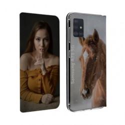 Etui personnalisable recto verso Samsung Galaxy A71 5g