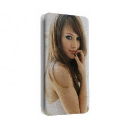Etui personnalisable Alcatel Idol X