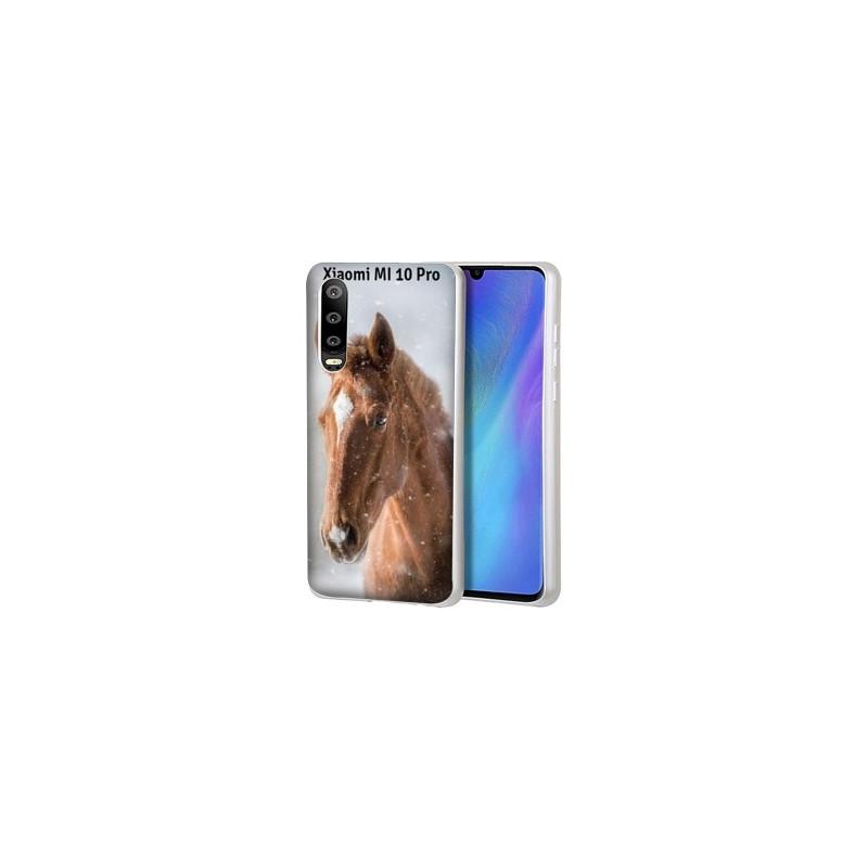 Coque personnalisable souple en gel Xiaomi Mi 10 Pro