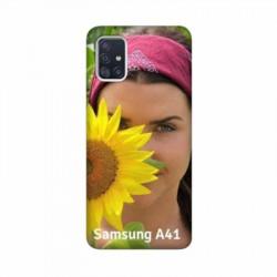 Coque personnalisable souple en gel Samsung Galaxy A41