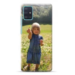Coque personnalisable souple en gel Samsung Galaxy A31