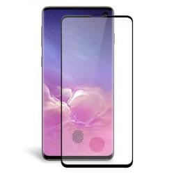 Protection en verre trempé Samsung S10+