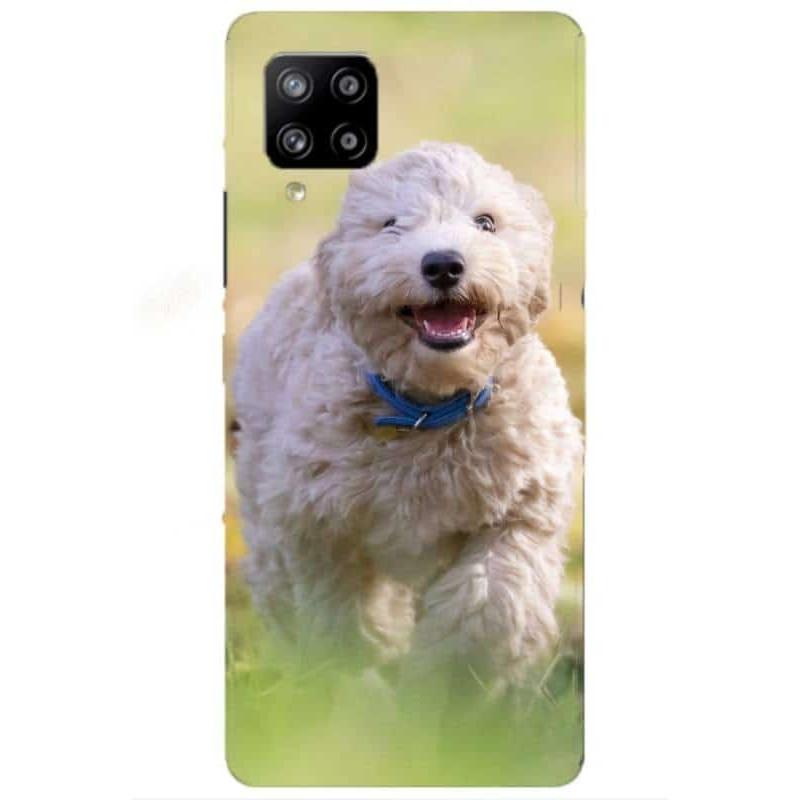 Coque personnalisable souple en gel Samsung Galaxy A42 5g