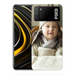Coque Xiaomi Poco M3 personnalisable