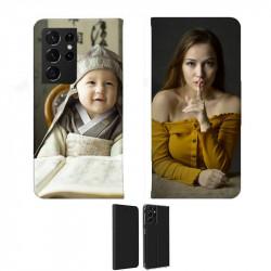 Etui personnalisable recto verso pour Samsung Galaxy S21 ultra