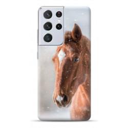 Coque personnalisable souple en gel Samsung Galaxy S21 ultra