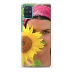 Coque personnalisable souple en gel Samsung galaxy A52 5G