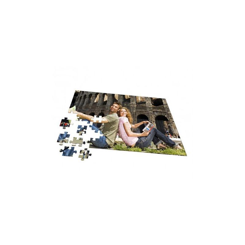 Puzzle a personnaliser de 100 pieces