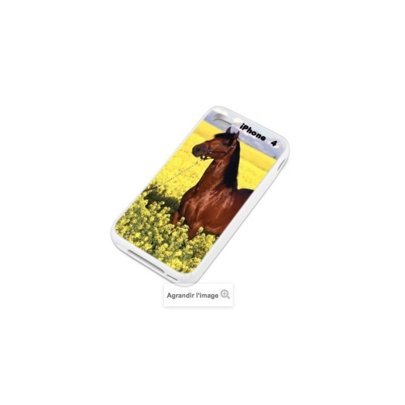 coque rigide personnalisable pour iphone 4