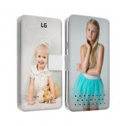 Etui personnalisable recto verso LG SPIRIT