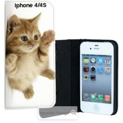 Etui personnalisable Iphone 4