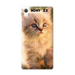 Coque personnalisable SONY XPERIA Z2